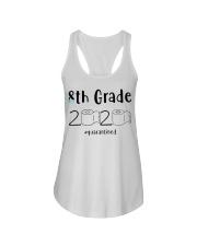 8th Grade 2020 quarantined T-shirt Ladies Flowy Tank thumbnail