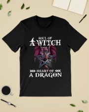 Soul of a witch heart of a dragon shirt Classic T-Shirt lifestyle-mens-crewneck-front-19