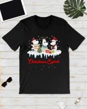 Unicorn Christmas Spirit shirt Classic T-Shirt lifestyle-mens-crewneck-front-17