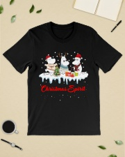 Unicorn Christmas Spirit shirt Classic T-Shirt lifestyle-mens-crewneck-front-19