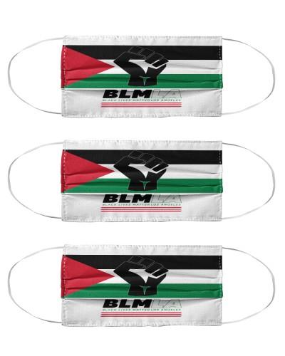 Black Lives Matter Los Angeles Palestine Edition