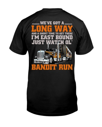 Smoky - Bandit - SHirt