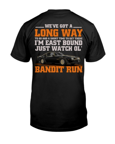 Smokie - Bandit - SHirt