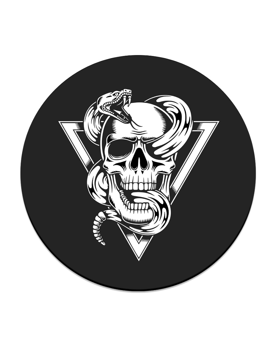 Fatality T-Shirt Circle Coaster