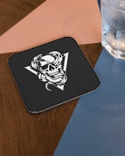 Fatality T-Shirt Square Coaster aos-homeandliving-coasters-square-lifestyle-01
