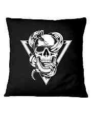 Fatality T-Shirt Square Pillowcase tile
