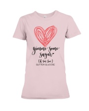 GIMME SOME SUGAR Premium Fit Ladies Tee tile