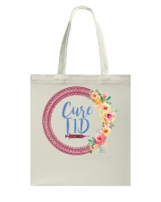 Cure T1D Tote Bag tile