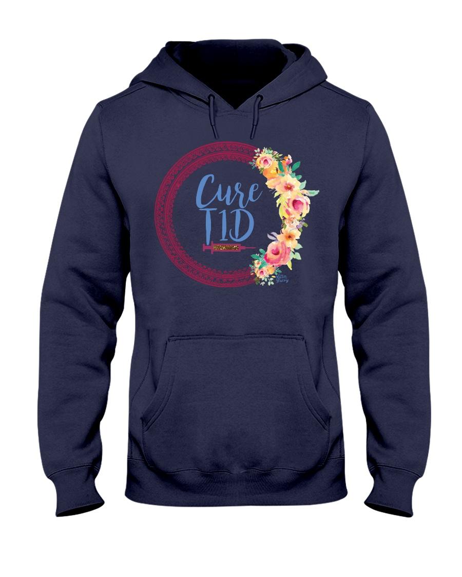 Cure T1D Hooded Sweatshirt