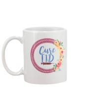 Cure T1D Mug back