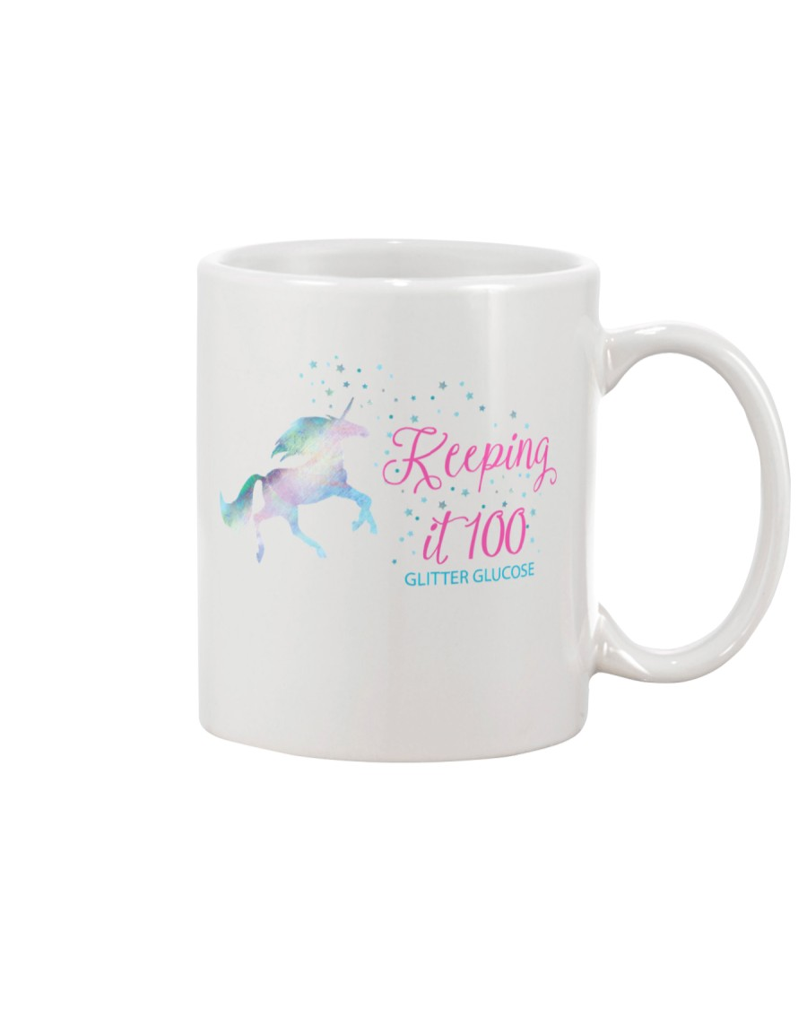Keeping it 100 Mug