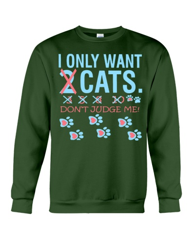Only want 2 cats