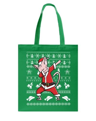 Sphynx Cat Dabbing Christmas