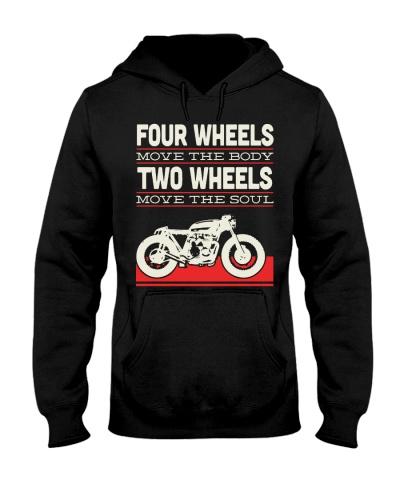 Biker - Two Wheels moves the Soul 3