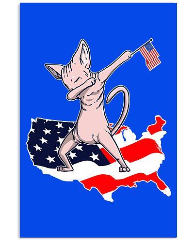 Sphynx Cat Dabbing Dab Dance
