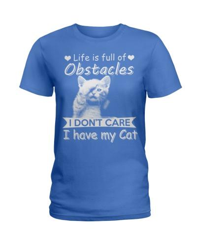 Cat Obstacles