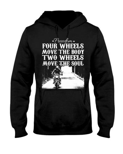 Biker - Two Wheels moves the Soul
