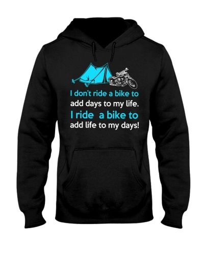 Biker - I ride a bike