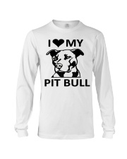 pit bull Long Sleeve Tee thumbnail