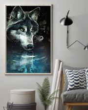 I LOVE WOLF 11x17 Poster lifestyle-poster-1