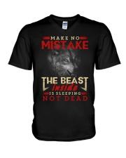wo55-3b V-Neck T-Shirt thumbnail
