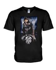 sk19tn V-Neck T-Shirt thumbnail