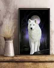 I LOVE WOLF 11x17 Poster lifestyle-poster-3