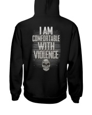 LIMITED EDITION Hooded Sweatshirt back