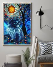 Dream Tree And Cat  11x17 Poster lifestyle-poster-1