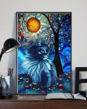 Dream Tree And Cat  11x17 Poster lifestyle-poster-2