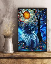 Dream Tree And Cat  11x17 Poster lifestyle-poster-3