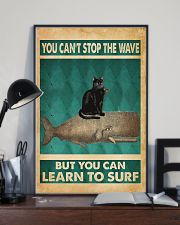 Black Cat 11x17 Poster lifestyle-poster-2