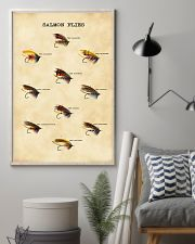 Fishing Flies 11x17 Poster lifestyle-poster-1