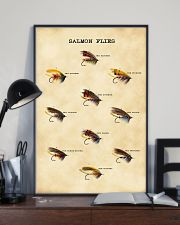 Fishing Flies 11x17 Poster lifestyle-poster-2