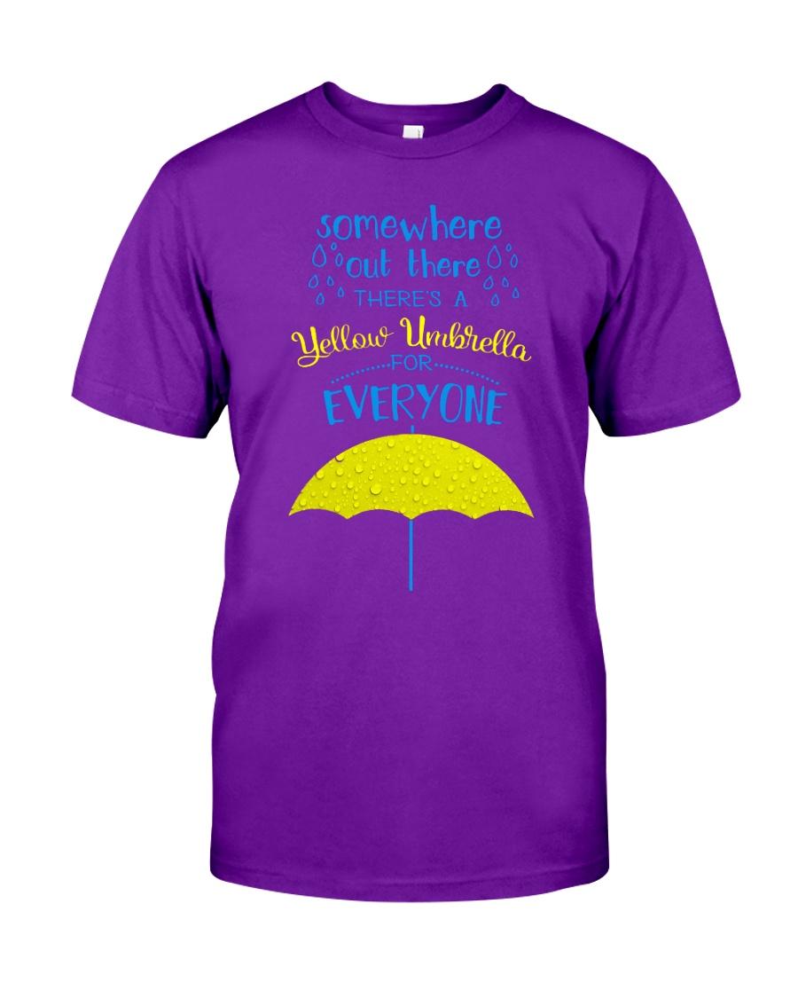 Yellow Umbrella - HIMYM Classic T-Shirt