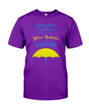 Yellow Umbrella - HIMYM Classic T-Shirt front