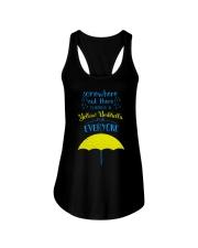 Yellow Umbrella - HIMYM Ladies Flowy Tank thumbnail