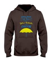Yellow Umbrella - HIMYM Hooded Sweatshirt front