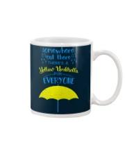 Yellow Umbrella - HIMYM Mug front