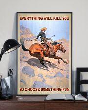 Choose Something Fun 11x17 Poster lifestyle-poster-2