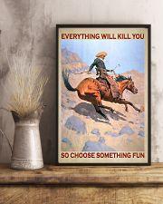 Choose Something Fun 11x17 Poster lifestyle-poster-3