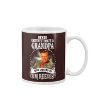 Never Underestimate A Grandpa Shirts Mug thumbnail