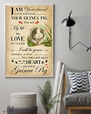I'm Your Guinea Pig 11x17 Poster lifestyle-poster-1
