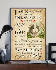 I'm Your Guinea Pig 11x17 Poster lifestyle-poster-2