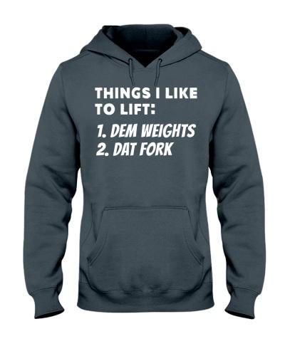 Things I like to lift