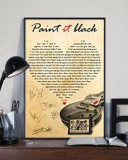 Paint It Black 11x17 Poster lifestyle-poster-2