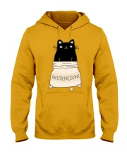 Anti Depressant Hooded Sweatshirt front