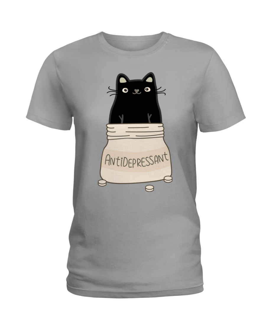 Anti Depressant Ladies T-Shirt