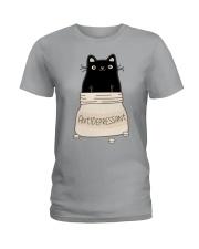 Anti Depressant Ladies T-Shirt front