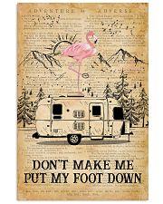 Flamingo 11x17 Poster front